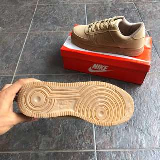NIKE Airforce Suede Coco