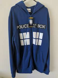 Doctor Who Official Merchandise Unisex Jacket