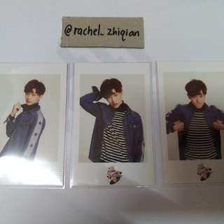 [READY STOCK] BTOB SUNGJAE POLAROID SET CONCERT
