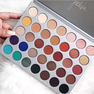 Authentic Morphe x Jaclyn Hill Eyeshadow Palette ❤️