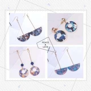 Earring  日本流行耳環