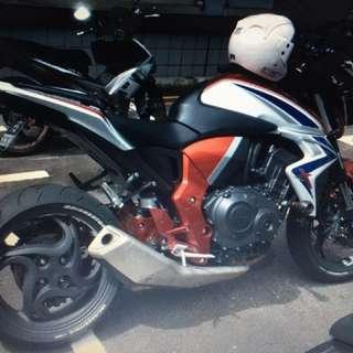 Honda CB1000R (Trade)