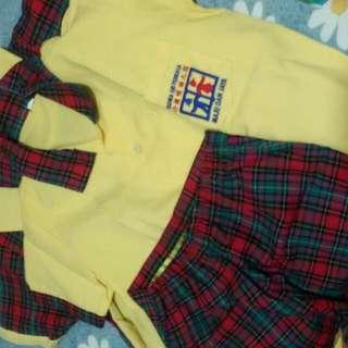Tadika Sri Perkasa Uniform Set Girl And Boy