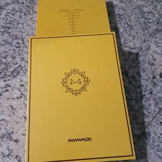 [FULLY RESERVED] MAMAMOO YELLOW