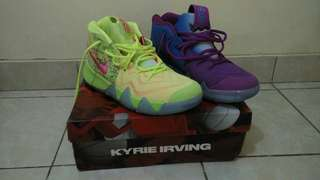 Nike Kyrie 4 Confetti Basketball Shoes