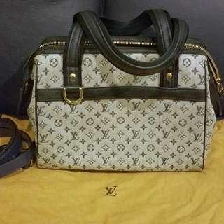 (減價) 新淨 LV Mini Lin Josephine Bag