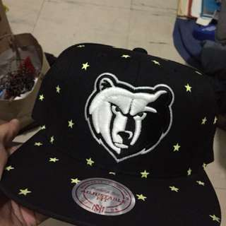 Grizzlies Mitchell & Ness