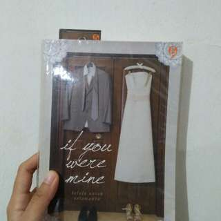 Novel 'If You Were Mine' by Clara Canceriana