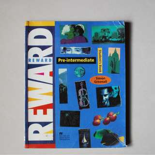 REWARD: Pre-intermediate Level Student's Book - Simon Greenall