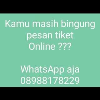 Info Tiket Online