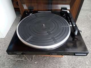 Pioneer full automatic stereo turntable