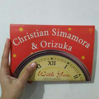 Novel 'With You' by Christian Simamora & Orizuka