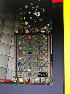 Osrs cb 107 account