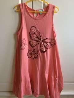 BOSSINI BUTTERFLY DRESS