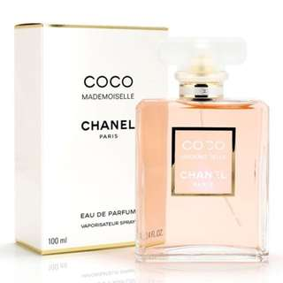 100ml Chanel CoCo mademoiselle EDP