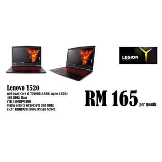 Brand new laptops with local and international warranty