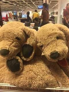 Gosig Golden IKEA - Boneka Anjing Golden Retriever