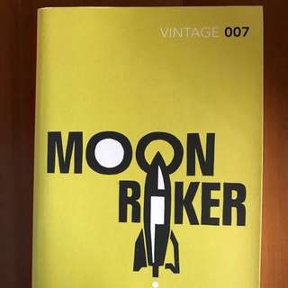 James Bond 007 Moon Raker (#3)