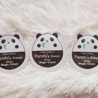Tony Moly Panda's Dream White Magic Cream Sampler