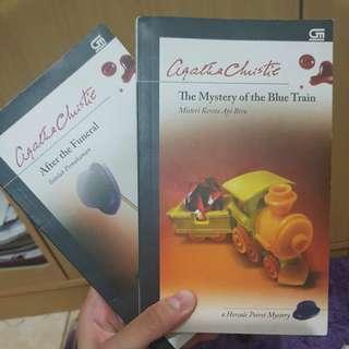 Agatha Christie 2 buku
