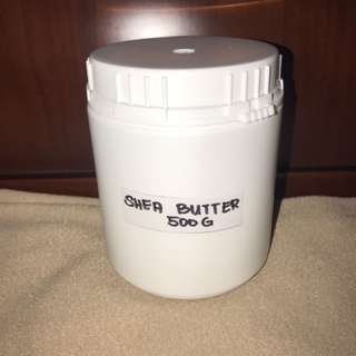 SHEA BUTTER 500grams