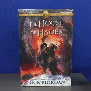 [HARDBOUND] Heroes of Olympus: The House of Hades
