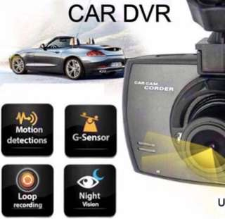 Brand New Budget Car Front View Record DVR Camera