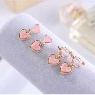 Clip-on / Stud Earrings