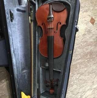 yamaha violin for kid