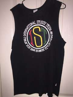 Stussy singlet dress