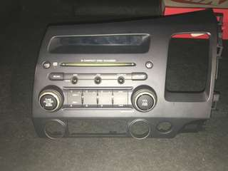 ORIGINAL Radio player Honda FD