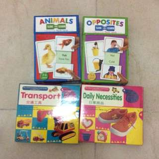 Flash Cards for toddlers