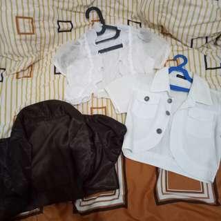 mini jacket
