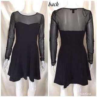 Forever 21 balck dress