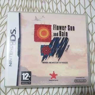 Nintendo 3DS (Flower Sun And Rain)