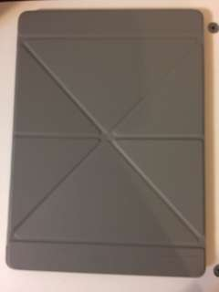"IPad Pro 2015 12.9"" case gray color"