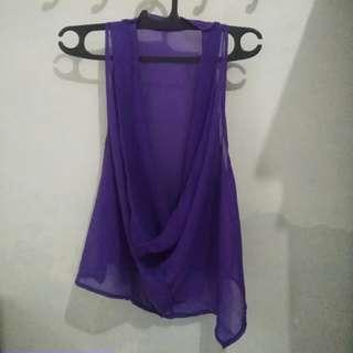 Luaran ungu