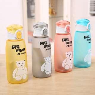 My Bottle Big Bear 500ml | Botol Minum Karakter