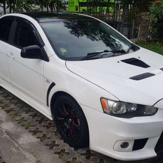 Mitsubishi Lancer GT 2.0AT