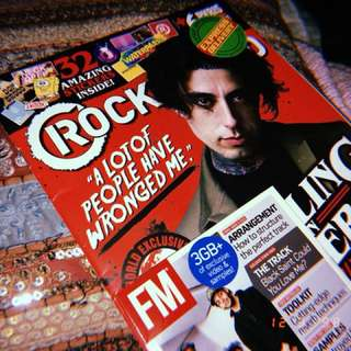 rock sound magazine issue 232, november 2017