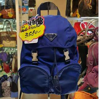 同新一樣 Prada back pack 背包