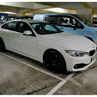 BMW 428i GRAN COUPE 2014