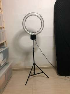 NG-65C Studio Ring Light