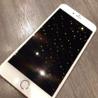 I phone6s plus 32GB 玫瑰金✨ 女生用 二手,2016年9月購入 有全機包膜,膜有損傷但不傷手機本身👍 歡迎面交驗貨,贈全新耳機一副💓(誠可議) #iphone6plus
