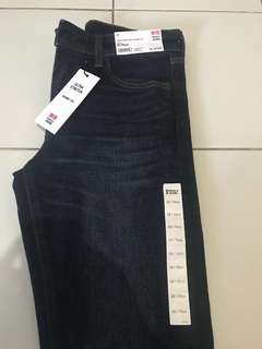 Uniqlo Jeans Ultra Stretch Skinny Fit