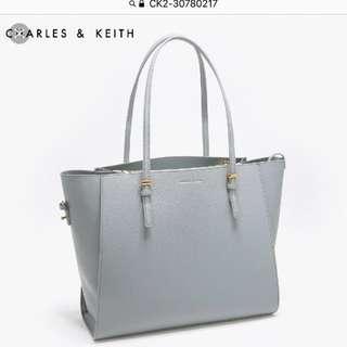 Charles & Keith Tote Bag CK2-30780217