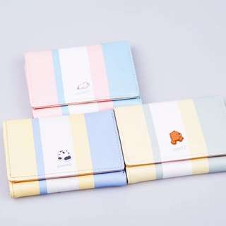 *PREORDER* We Bare Bears Wallet