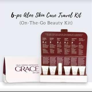 Grace Cosmetics on the go beauty kit
