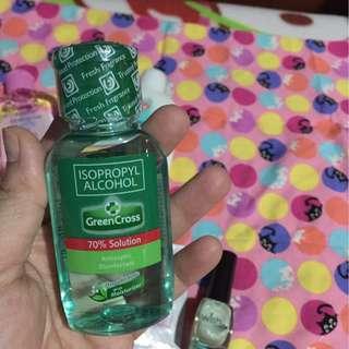 Isopropyl Alcohol w/ Moisturizer