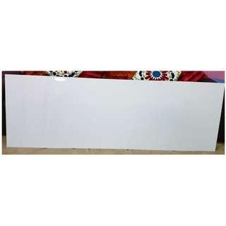 Acrylic Signage Board (1800 mm × 600 mm)